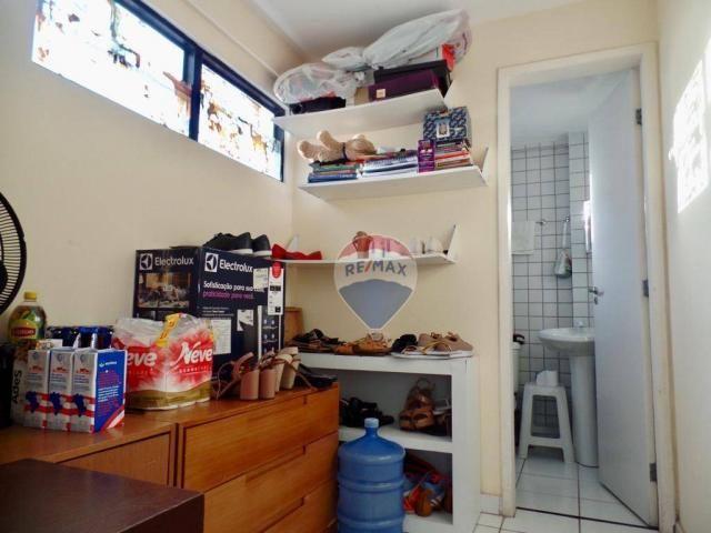 Apartamento com 3 dormitórios à venda, 97 m² por R$ 400.000,00 - Tirol - Natal/RN - Foto 9