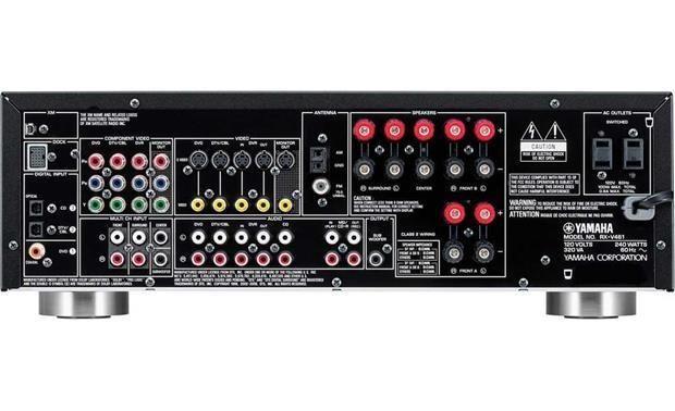 Receiver Yamaha RX-V461 - Foto 3