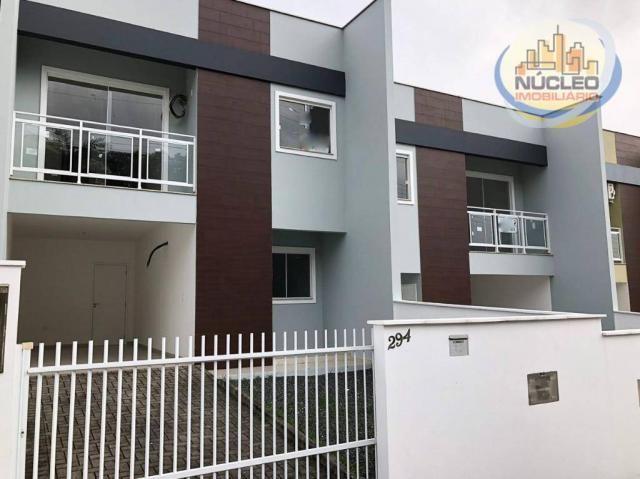 Casa com 3 dormitórios à venda, 110 m² por R$ 300.000,00 - Iririú - Joinville/SC