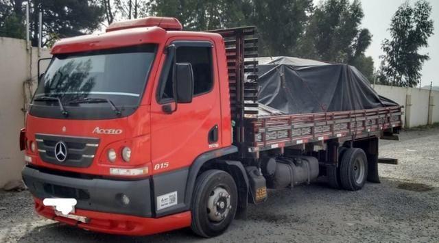 Autônomo com Caminhão para Agregar na Logística Balaroti - Foto 4