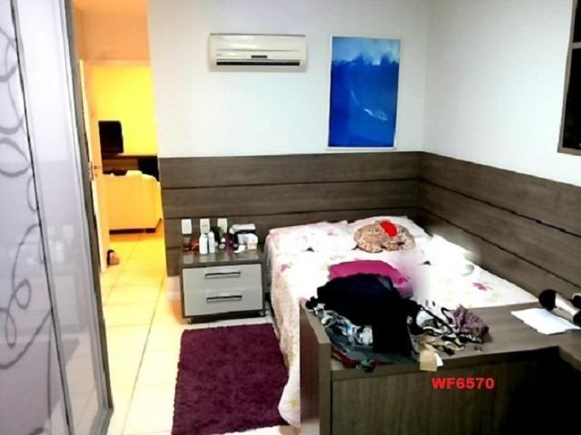 Condomínio Villagio Atlântico, Casa duplex nas Dunas com 5 suítes, 4 vagas, Lazer completo - Foto 4