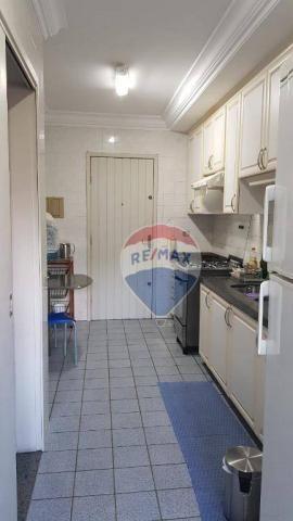Apartamento com 3 dormitórios à venda, 106 m² por R$ 230.000,00 - Barro Vermelho - Natal/R - Foto 7