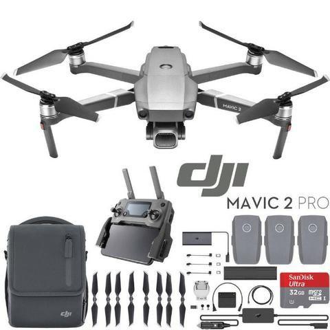 Drone Dji Mavic 2 Pro + Combo Fly More - Foto 2
