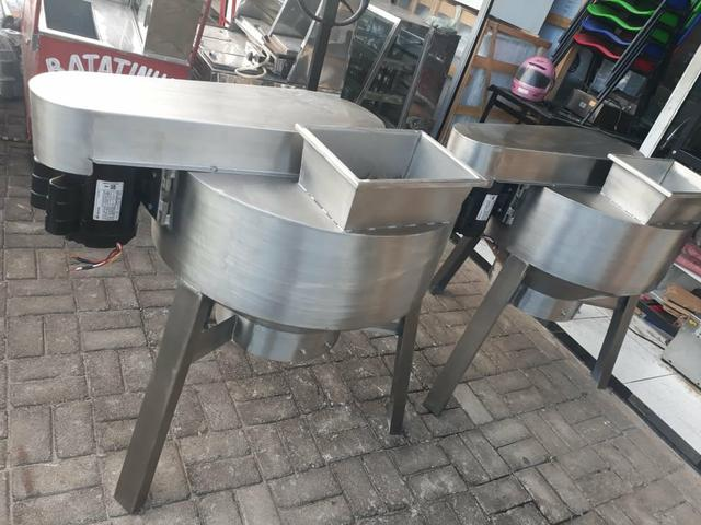 Maquina depenadeira de frango inox