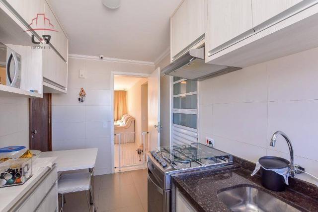 Apartamento com 3 dormitórios à venda, 79 m² por R$ 310.000,00 - Bacacheri - Curitiba/PR - Foto 9