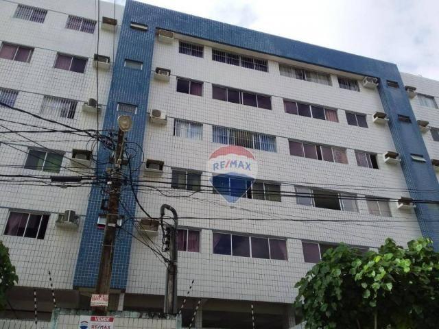 Apartamento com 3 dormitórios à venda, 106 m² por R$ 230.000,00 - Barro Vermelho - Natal/R