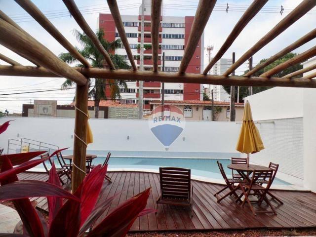 Apartamento com 3 dormitórios à venda, 97 m² por R$ 400.000,00 - Tirol - Natal/RN - Foto 20