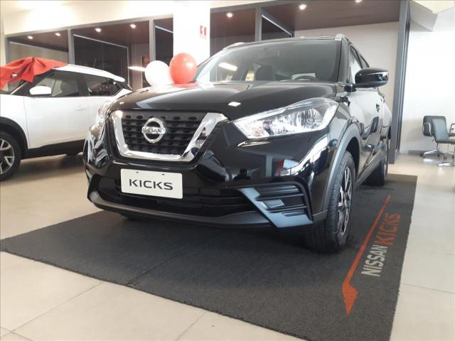 NISSAN KICKS 1.6 16V FLEXSTART S DIRECT 4P XTRONIC