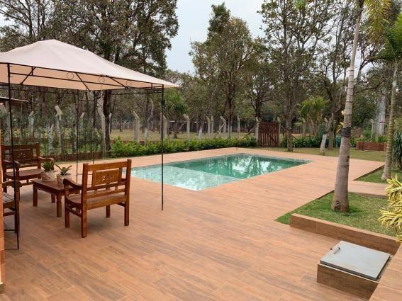 Chácara à venda, 3 quartos, Chácara dos Poderes - Campo Grande/MS - Foto 4