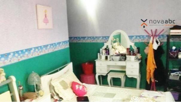 Sobrado com 3 dormitórios à venda, 220 m² por R$ 590.000 - Parque Marajoara - Santo André/ - Foto 18