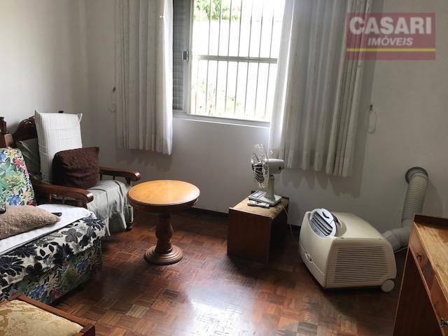Sobrado com 6 dormitórios à venda, 359 m² - jardim do mar - são bernardo do campo/sp - Foto 10
