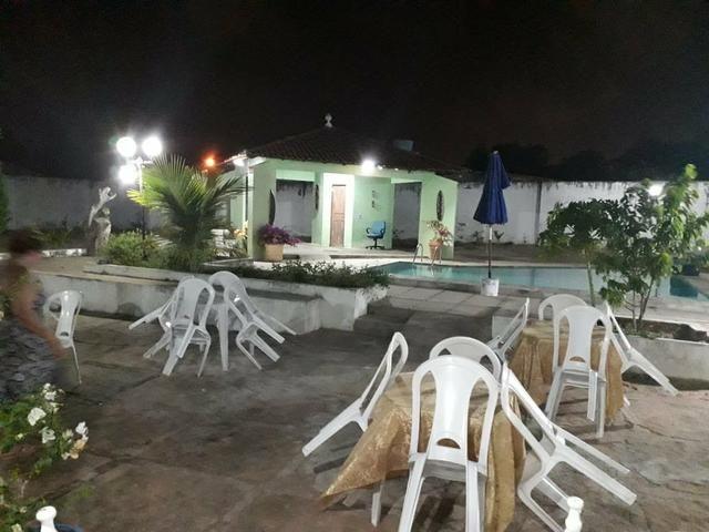 Casa com piscina para Natal, fins de semana e mensal - Foto 13