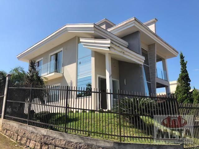 Sobrado com 4 dormitórios à venda, 253 m² por R$ 650.000,00 - João Costa - Joinville/SC