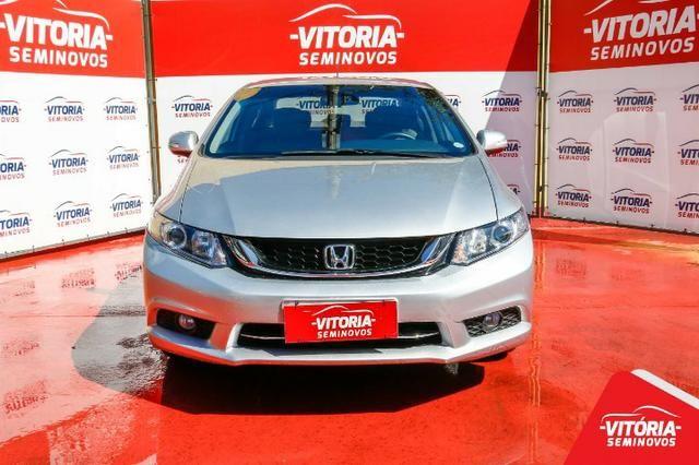 Honda Civic LXR impecável 2015/2016