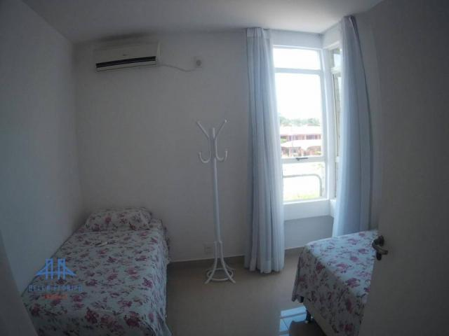 Apartamento com 3 dormitórios à venda, 78 m² por r$ 420.000 - canasvieiras - florianópolis - Foto 10