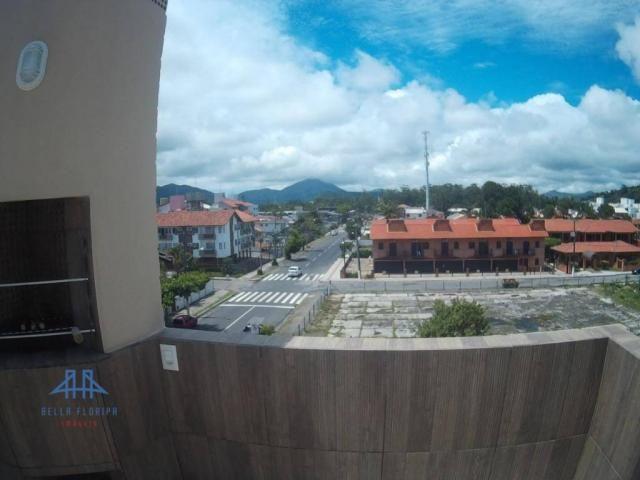 Apartamento com 3 dormitórios à venda, 78 m² por r$ 420.000 - canasvieiras - florianópolis - Foto 6