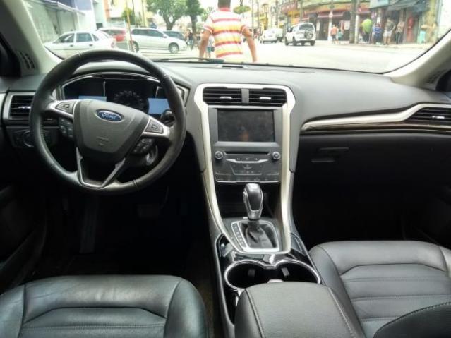 Ford Fusion 2.5 iVCT (Flex) (Aut) 2015 zero de ent - Foto 6