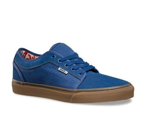 a3b8ca35bf Tênis Vans Chukka Low Masculino - Roupas e calçados - Jardim Modelo ...