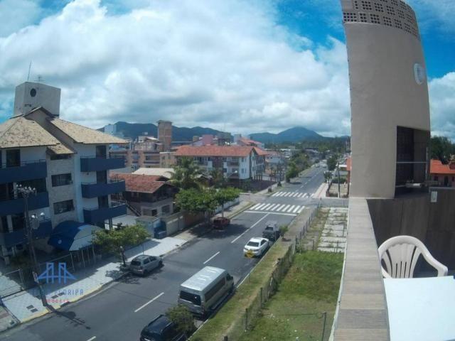 Apartamento com 3 dormitórios à venda, 78 m² por r$ 420.000 - canasvieiras - florianópolis