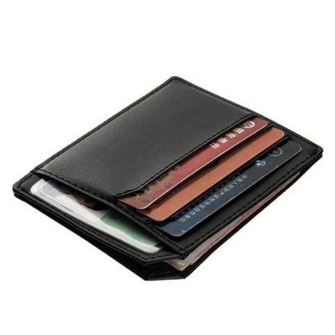 982a68ae32 Carteira Pequena Porta Cartões Dinheiro E Cnh Slim - Bolsas