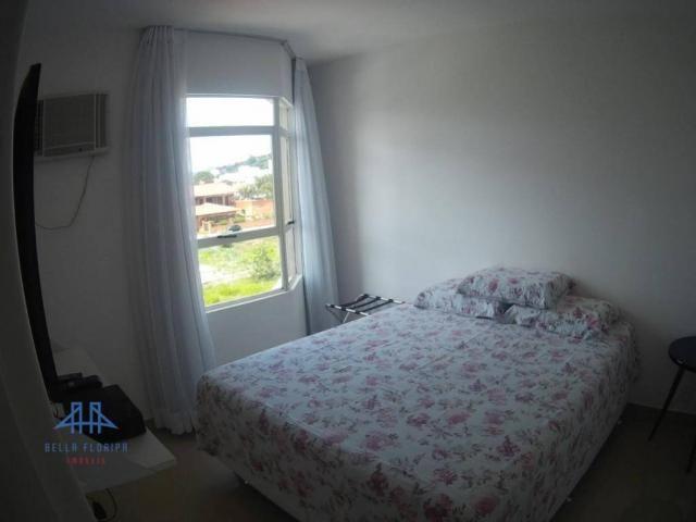 Apartamento com 3 dormitórios à venda, 78 m² por r$ 420.000 - canasvieiras - florianópolis - Foto 12