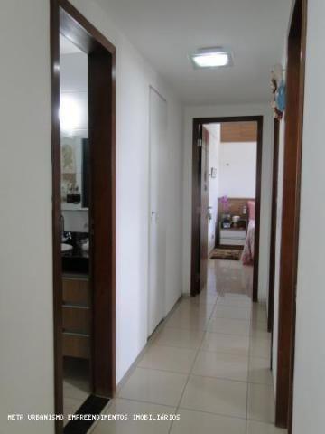 Apartamento Residencial SANTIAGO, Triângulo, Juazeiro do Norte. - Foto 16