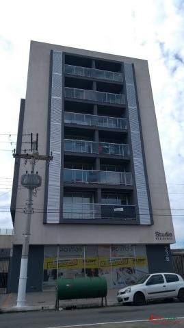 Studio residence - apartamento 1 dormitório na dom pedro ii pelotas - Foto 13