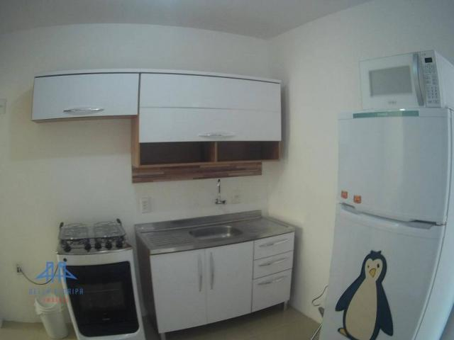 Apartamento com 3 dormitórios à venda, 78 m² por r$ 420.000 - canasvieiras - florianópolis - Foto 17