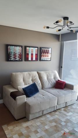 Studio residence - apartamento 1 dormitório na dom pedro ii pelotas - Foto 3