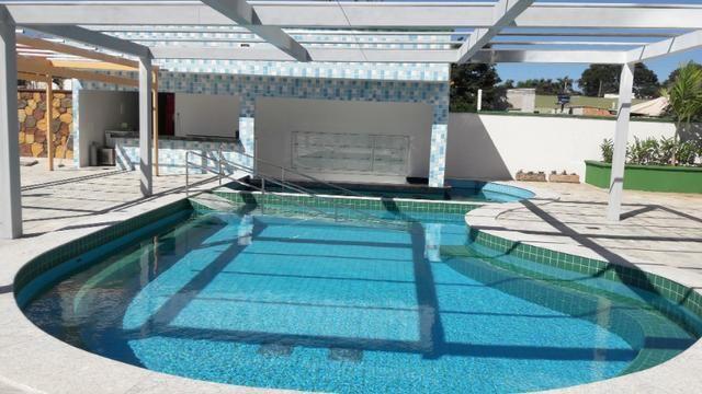 Apto no Aquarius 1 quarto para 5 pessoas com piscinas termais
