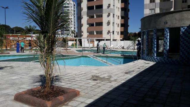 Apto no Aquarius 1 quarto para 5 pessoas com piscinas termais - Foto 15