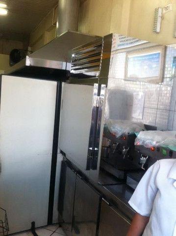 Freezer/Frezer/Geladeira Para Pastéis/gaveteiro com motor, Pastelarias