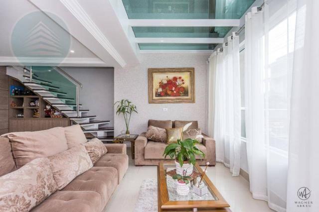 Casa à venda, 242 m² por R$ 850.000,00 - Fazendinha - Curitiba/PR - Foto 2