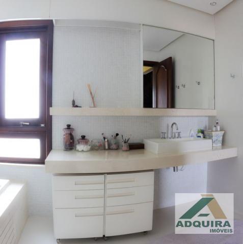 Casa sobrado com 4 quartos - Bairro Estrela em Ponta Grossa - Foto 9