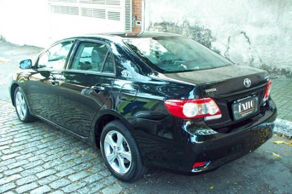 Toyota Corolla XEi 2.0 Flex 16V Aut. 2011/2012 - Foto 7