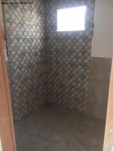 Casa para Venda em Várzea Grande, Jardim Jatobá, 3 dormitórios, 1 suíte, 2 banheiros, 2 va - Foto 8