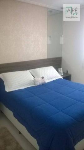 Apartamento à venda, 55 m² por R$ 310.000,00 - Ponte Grande - Guarulhos/SP - Foto 14