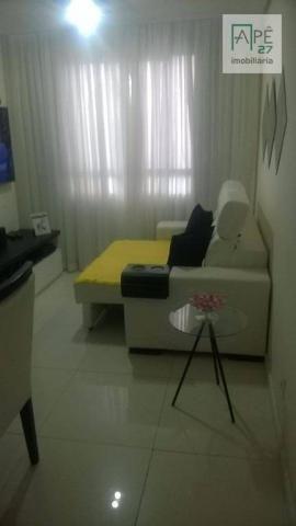 Apartamento à venda, 55 m² por R$ 310.000,00 - Ponte Grande - Guarulhos/SP - Foto 7