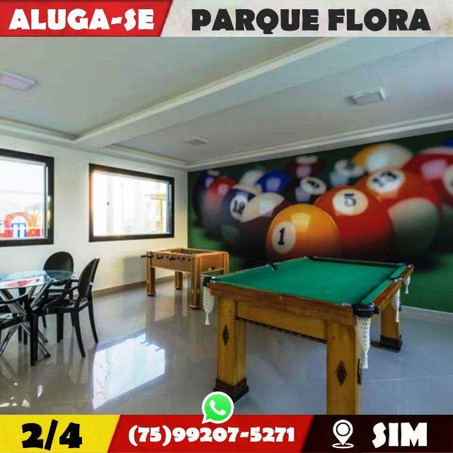 Parque Flora 2/4-Com Armários Na-Cozinha e Banheiro-Bairro-Sim-Feira de Santana-BA - Foto 9