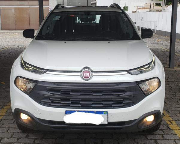 Fiat Toro Freedom 1.8 automatico 2017