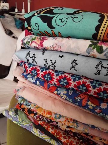 Andréia tecidos e costuras