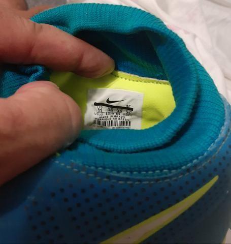 Chuteira society Nike Neymar 42/43 - Foto 5