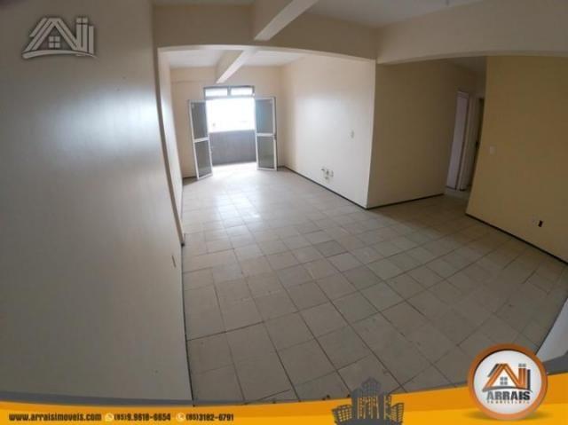 Apartamento com 3 Quartos à venda com 103 m² no Bairro Jacarecanga por R$ 299.000 - Foto 3