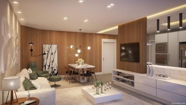 Apartamento residencial para venda, Água Verde, Curitiba - AP7013. - Foto 5