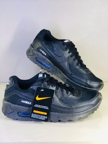 Nike Air Max 90 - Preto - Foto 3