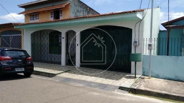 CRM 736.844 - Casa 3 suítes - Conj. Maguari