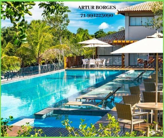 Pronto para morar Casa 4 Suítes na Praia forte, aceito seu imóvel permuta - Foto 7