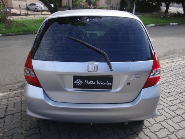 HONDA FIT 1.5 EX 16V GASOLINA 4P MANUAL. - Foto 4