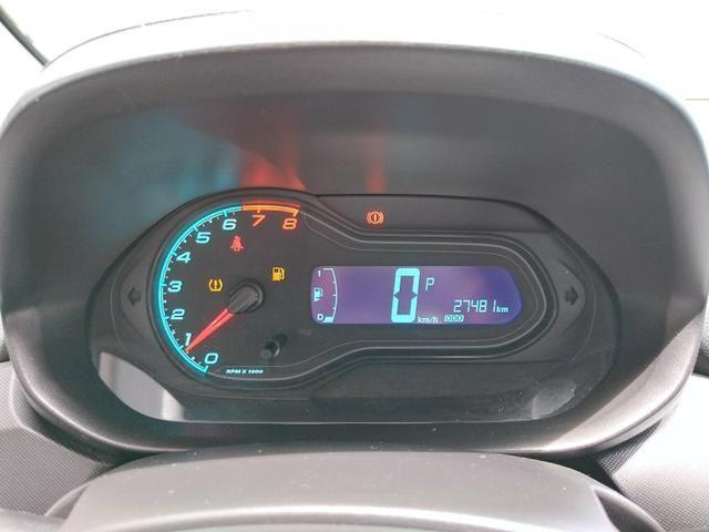Prisma LT 2017 Automático É Na Macedo Car!!! - Foto 9