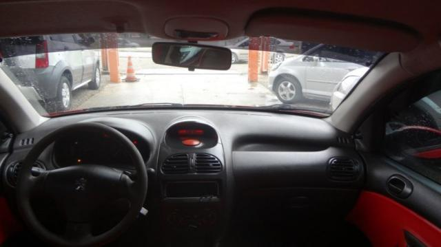 peugeot 206 selection 1.0 gasolina - Foto 16